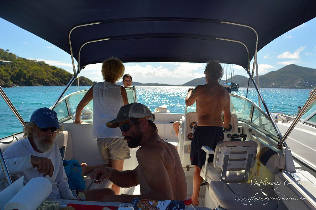 Trips to BVI's and USVI