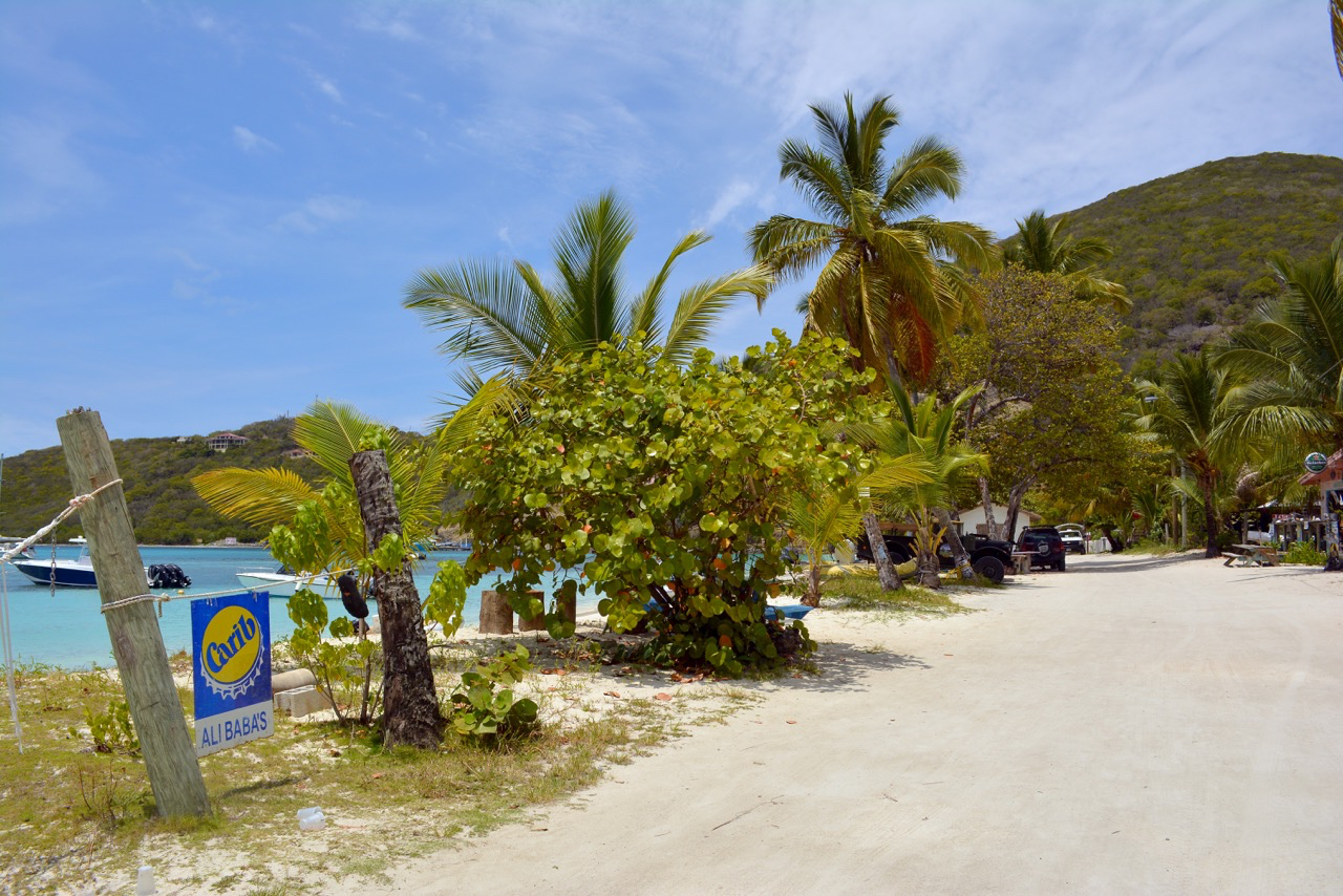 Great Harbor at Jost Van Dyke