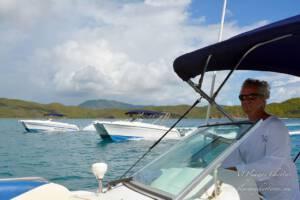 Sir Francis Drake Channel Powerboat Trip