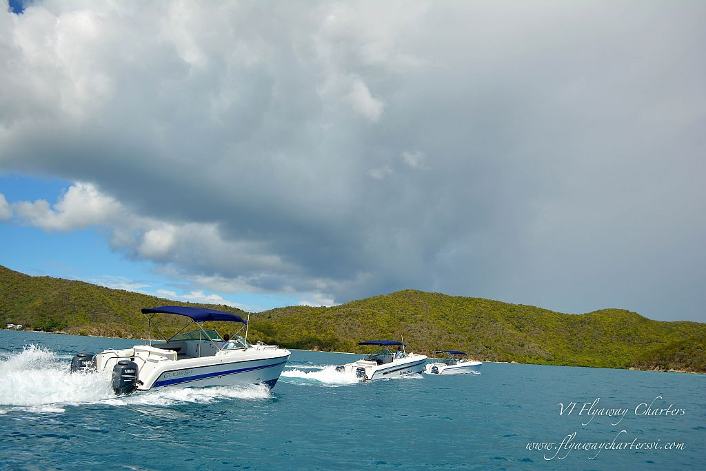 British Virgin Island Destinations