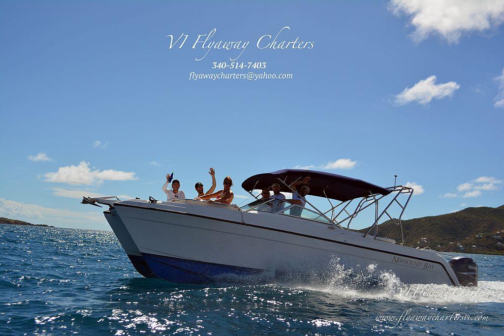 Flyaway Charters Powerboats